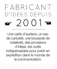 fabricant d'idées - graphiste Bordeaux -Gironde-