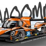 g-drive-illustration-24h du Mans