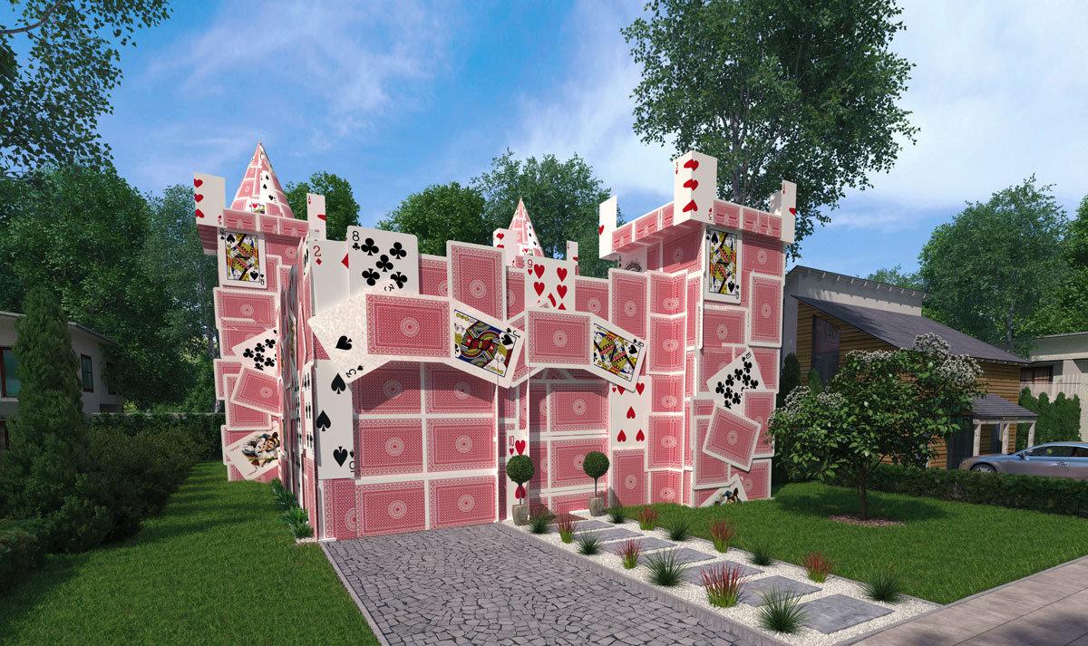 Création image de synthèse 3D Bordeaux Bruges Gironde